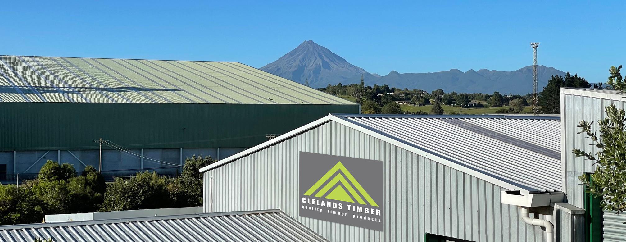 Clelands Timber New Zealand